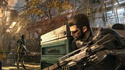 Deus Ex: Mankind Divided é anunciado para PS4