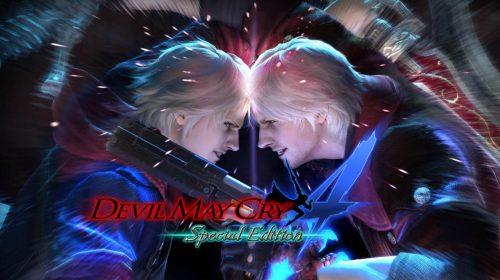 Novos gameplays de Vergil e Trish em Devil May Cry 4