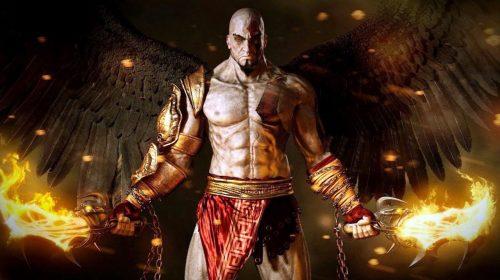 God of War III: Remastered recebe novas imagens