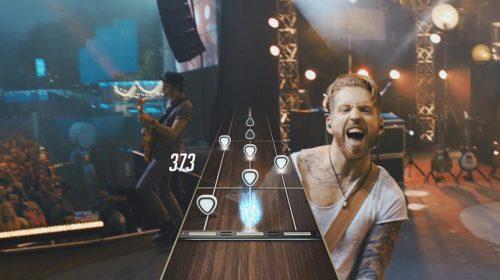 10 novas músicas de Guitar Hero Live