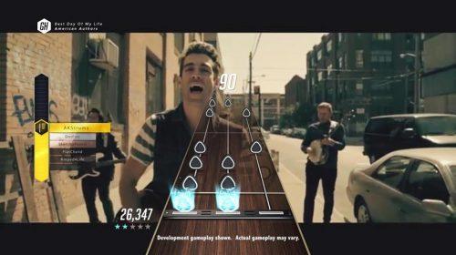 Activision revela mais músicas de Guitar Hero Live