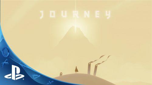 Journey para PS4 recebe período de lançamento