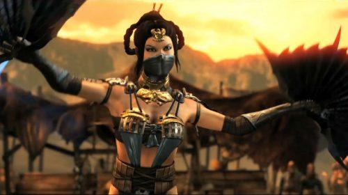 Mortal Kombat X: confira o combo infinito de Kitana