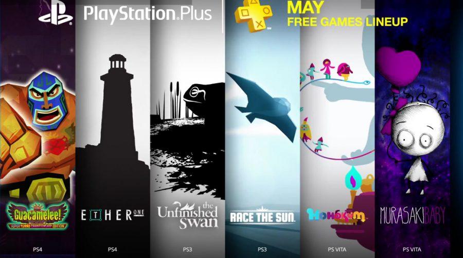 [Oficial] PlayStation Plus Maio de 2015