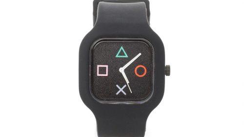 Sony lança relógios com a marca PlayStation