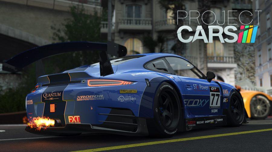 Project CARS supera 1 milhão de cópias vendidas