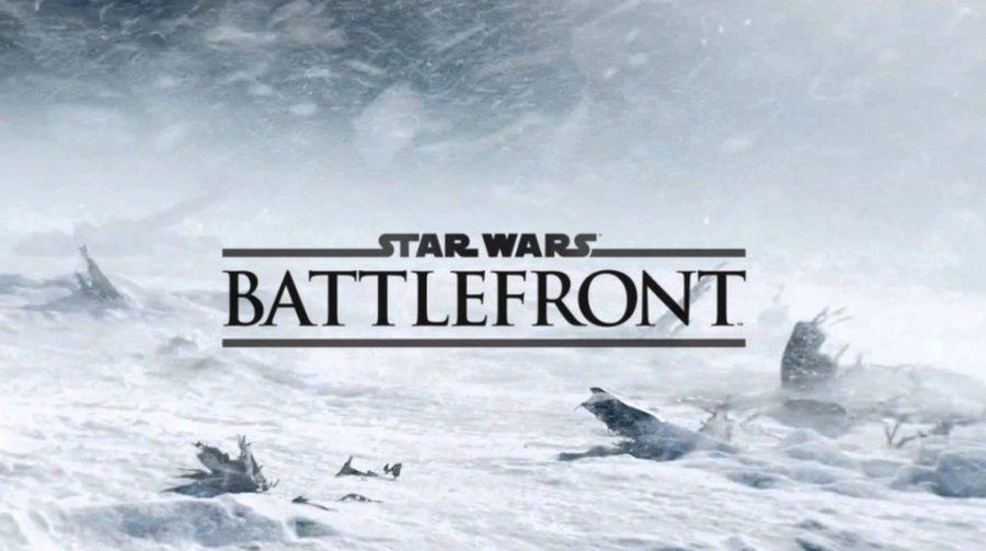 Star Wars: Battlefront recebe primeiro trailer