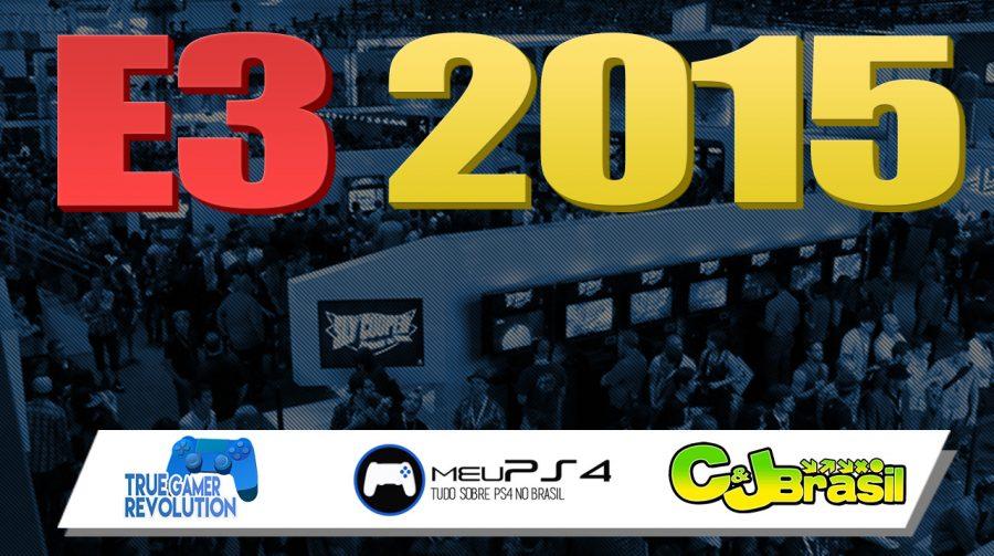 [AO VIVO] Transmissão - E3 2015