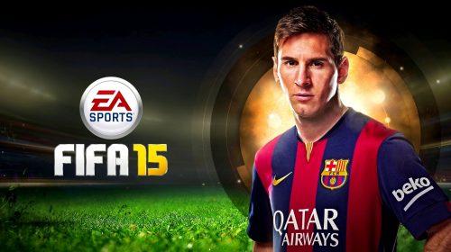 FIFA 15 recebe nova atualização com melhorias