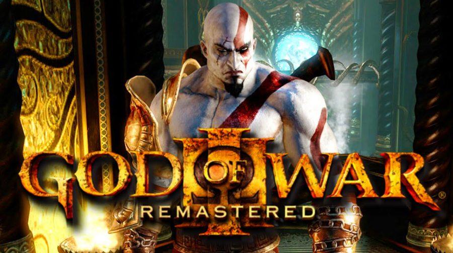 Primeiro gameplay de God of War 3: Remastered no PS4