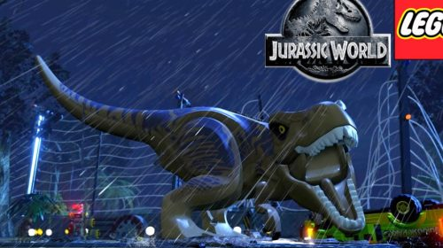LEGO Jurassic World recebe novo trailer em PT-BR