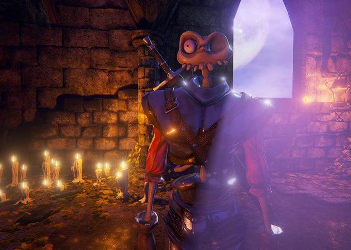 Vaza suposto vídeo de MediEvil para PS4