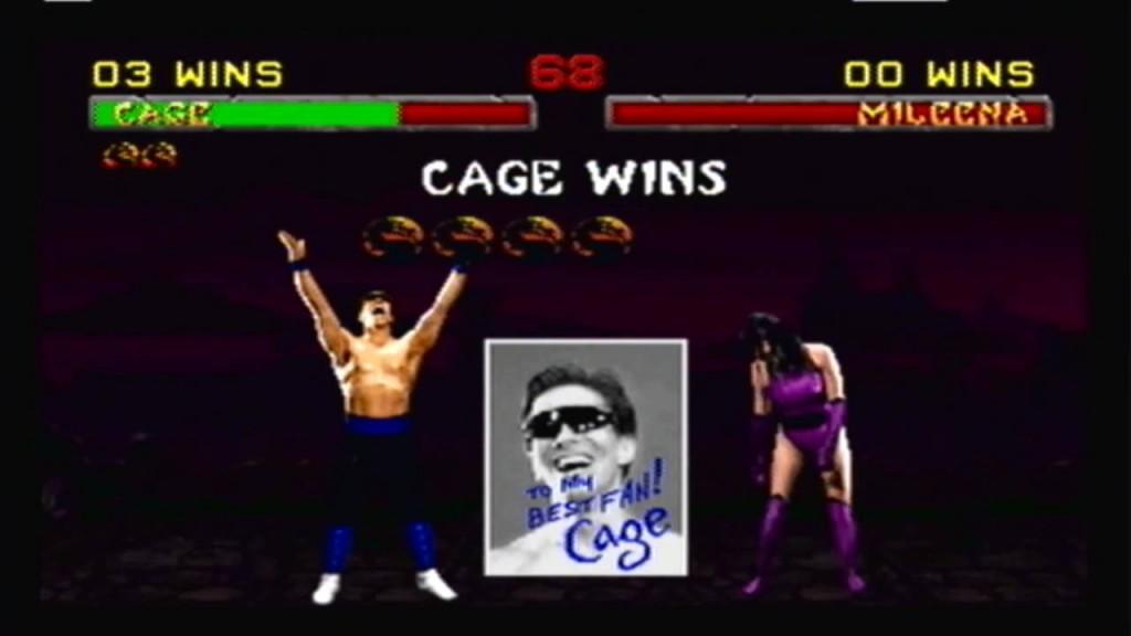 Mortal Kombat - Fiendship
