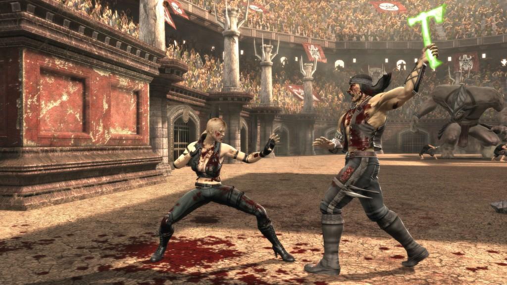 Mortal Kombat - Nightwolf