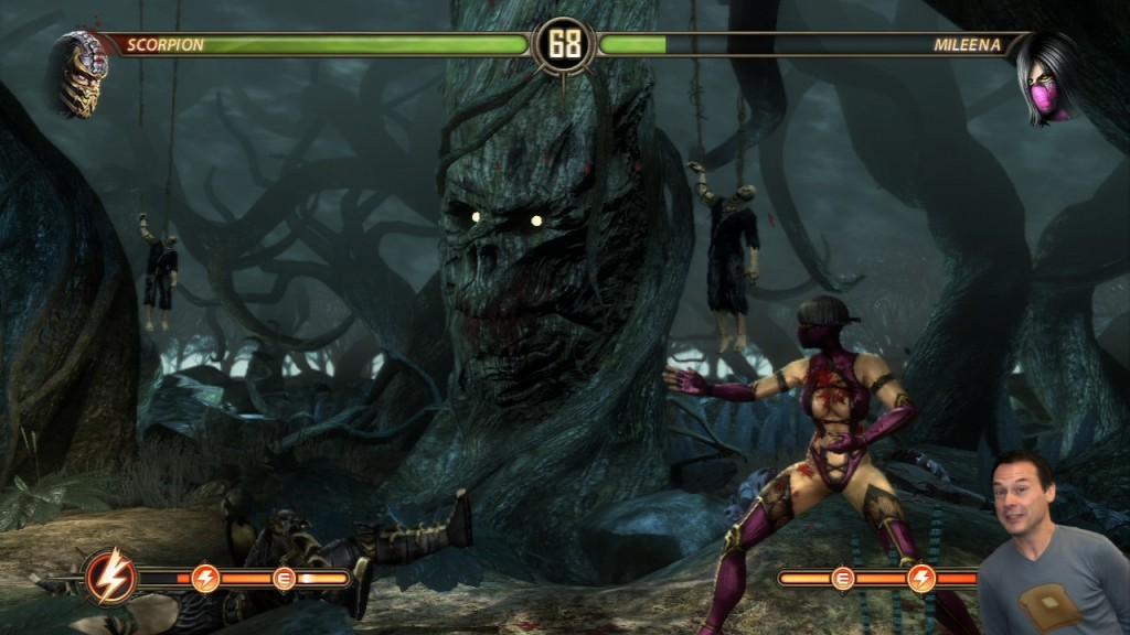 Mortal Kombat - Toasty