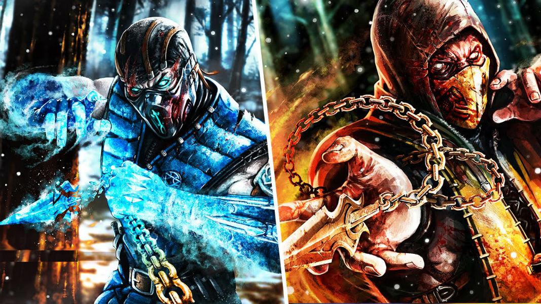 [Top 10] 10 Games que Devem Virar ANIME Mortal-Kombat-X-Scorpion-x-Subzero