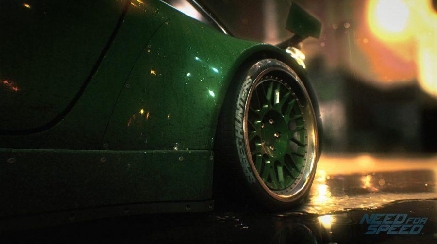 EA revela primeira imagem do novo Need for Speed