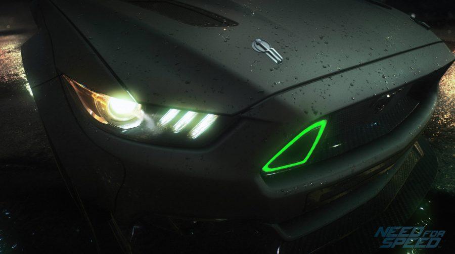 Primeiras imagens de Need for Speed