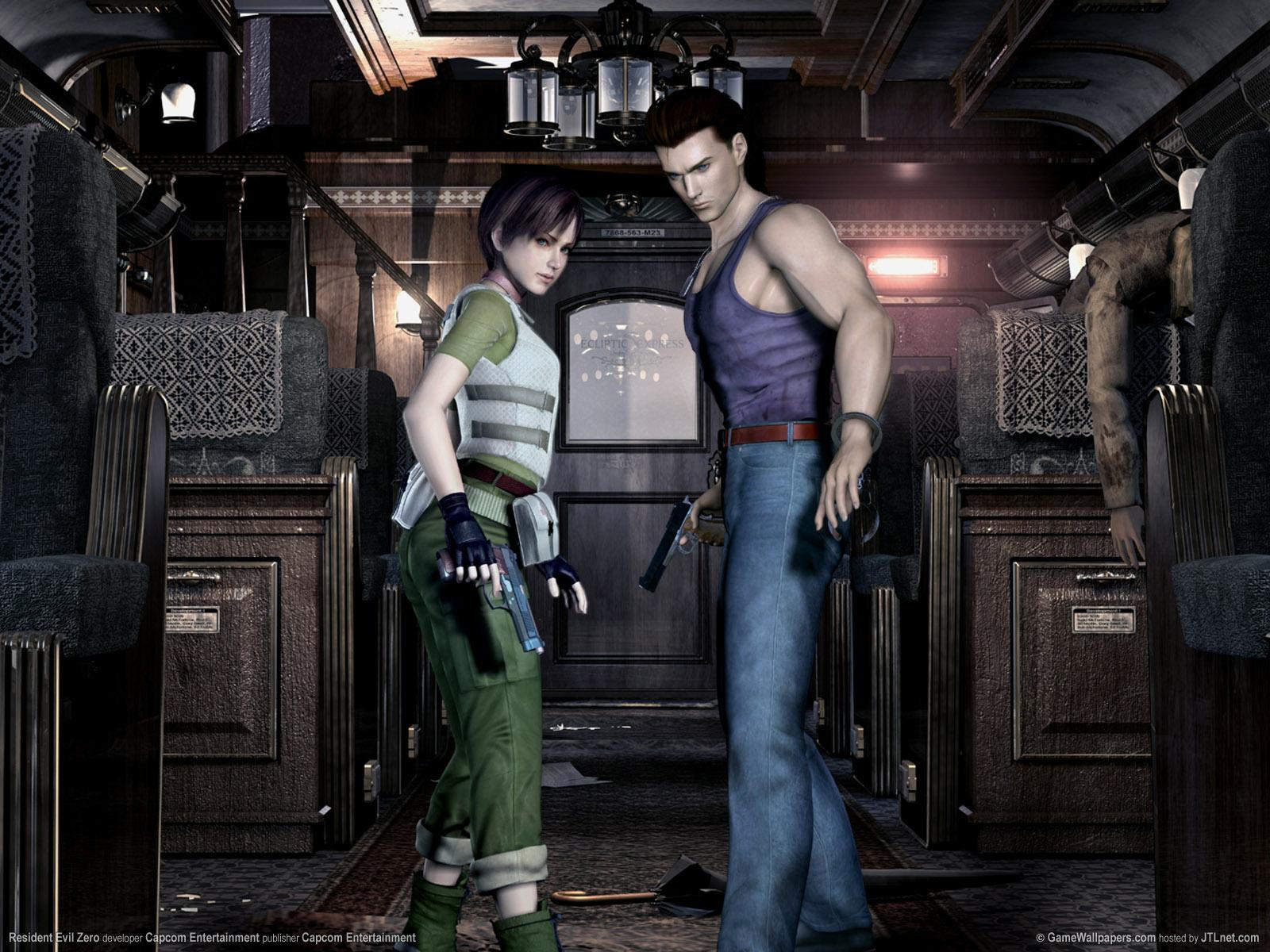 Resident Evil Zero HD Remaster_PS4