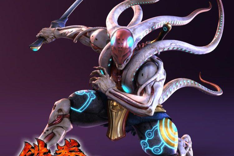 Yoshimitsu é revelado para Tekken 7