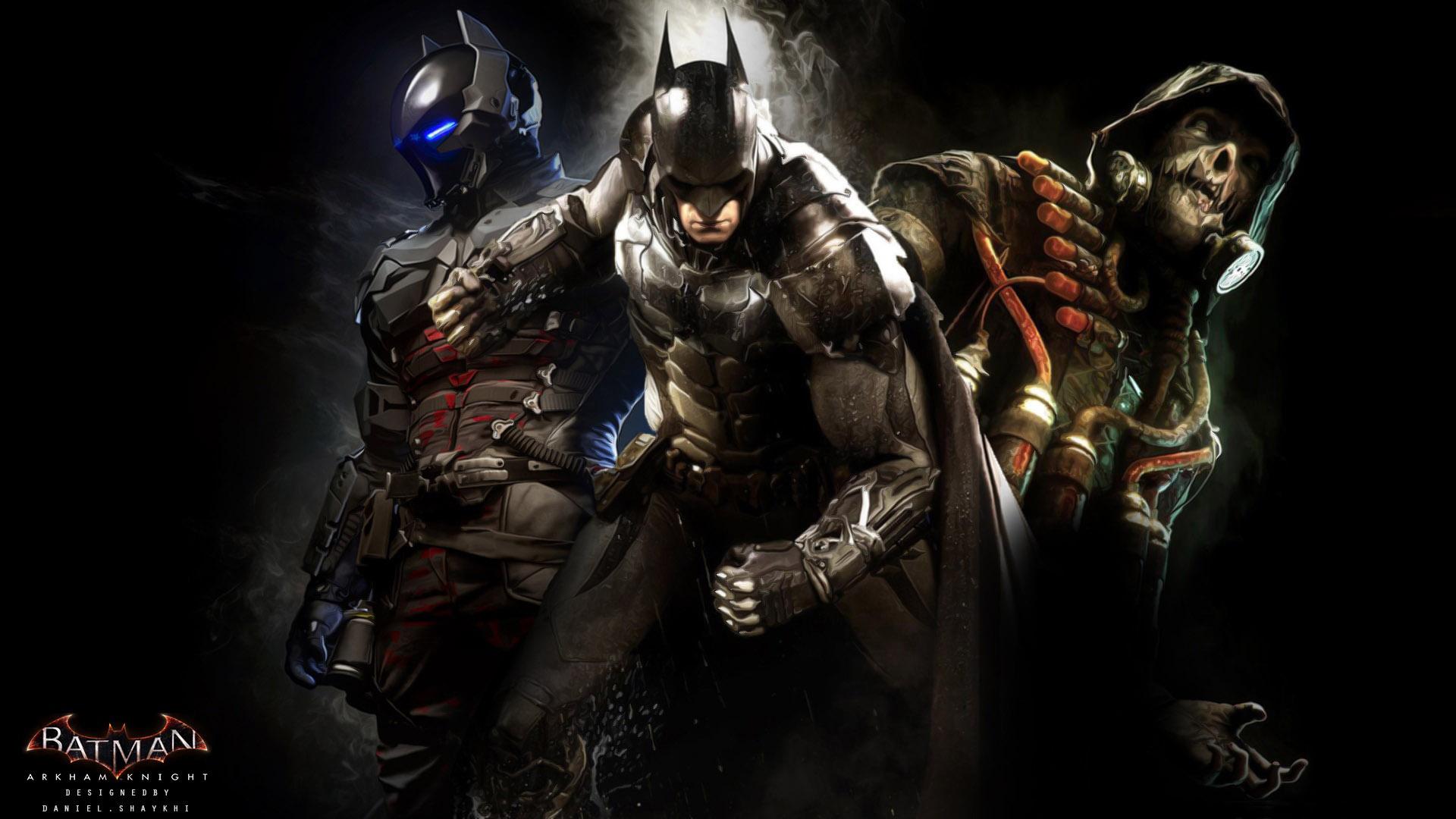 Versão PC de Batman: Arkham Knight recebe lançamento