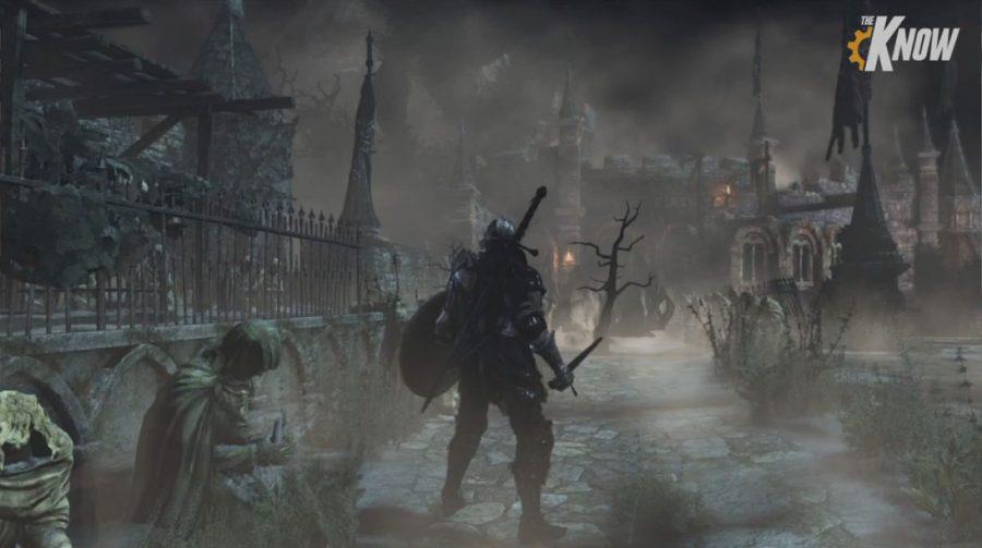 [Rumor] Vazam as primeiras imagens de Dark Souls 3