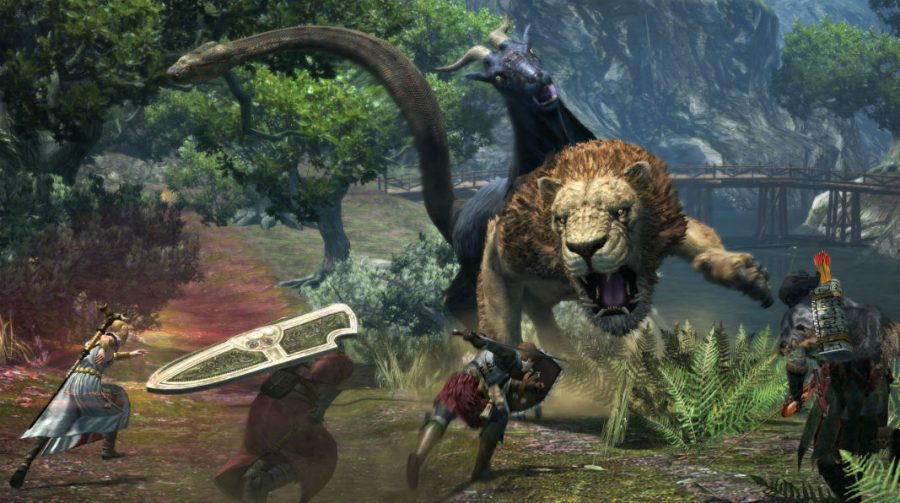 Compare: Dragons Dogma Online no PS4 x PS3