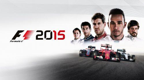 F1 2015 recebe novo teaser