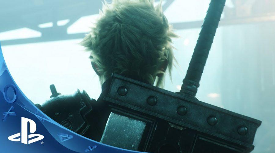 Cenário da primeira parte de Final Fantasy VII já está pronto