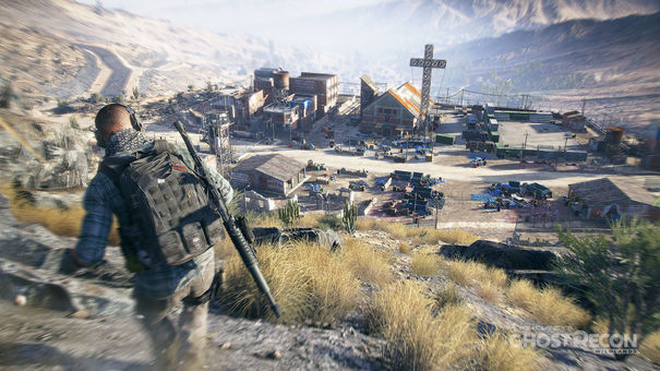 Ubisoft anuncia Ghost Recon: Wildlands