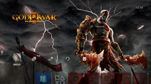God of War 3: Remastered: Tema dinâmico e novas imagens