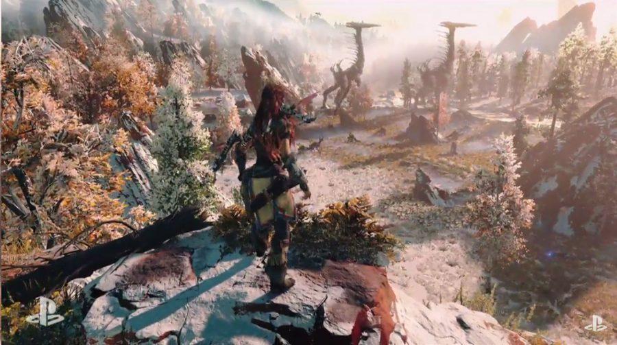 Horizon Zero Dawn é anunciado para PlayStation 4