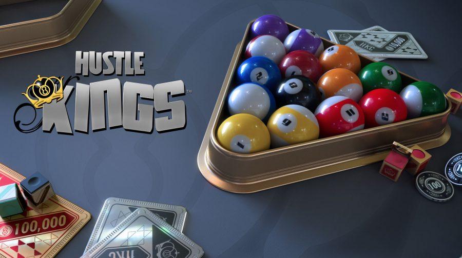 Hustle Kings chega gratuitamente para o PS4