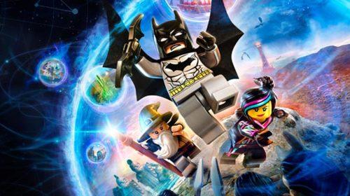 LEGO Dimensions recebe no trailer com variedades