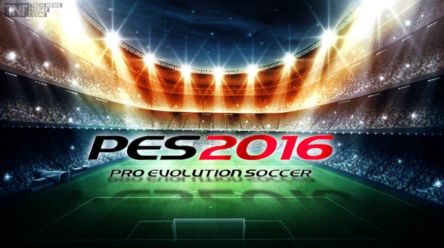 PES 2016 será revelado dia 12 de Junho