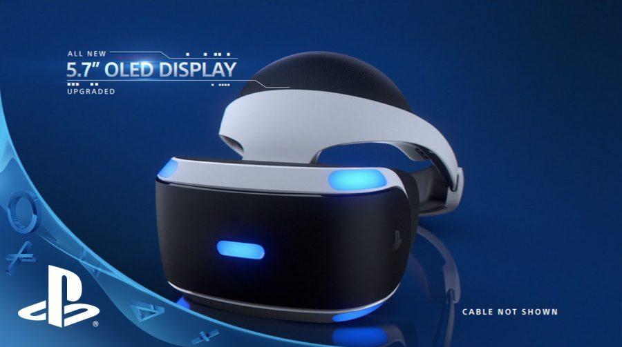 Sony confirma PlayStation VR para o 1º semestre de 2016