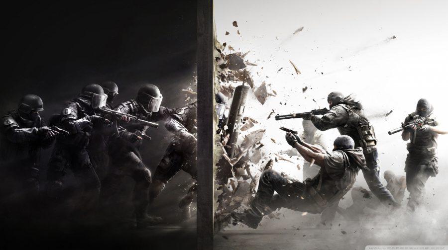 Novo trailer de Rainbow Six: Siege destaca a SWAT