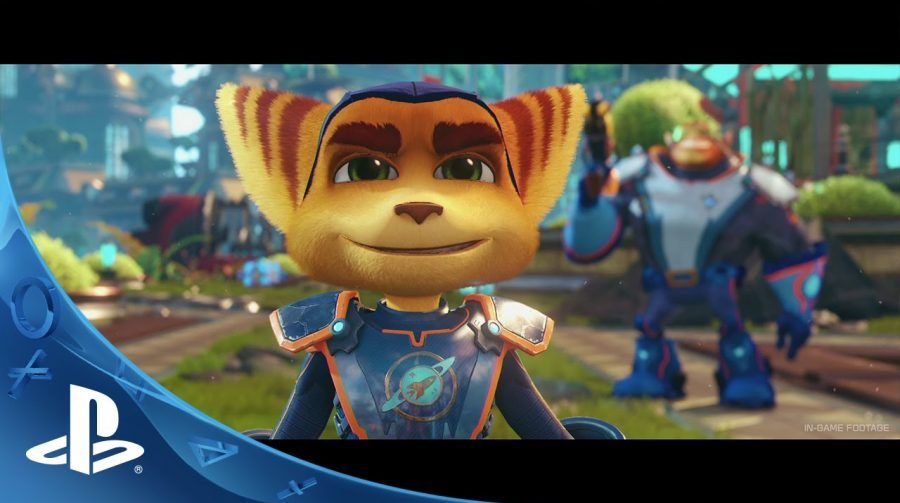 Sony mostra primeiro gameplay de Ratchet & Clank