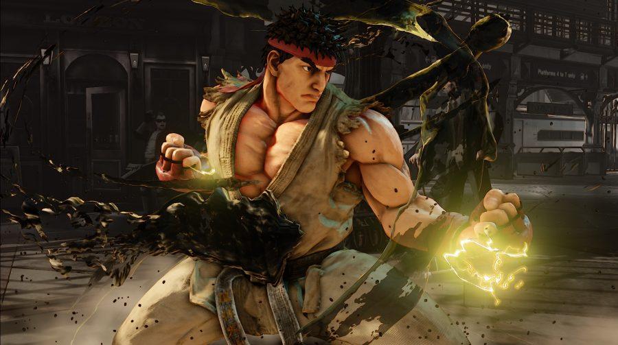Trailer mostra novas mecânicas de Street Fighter V