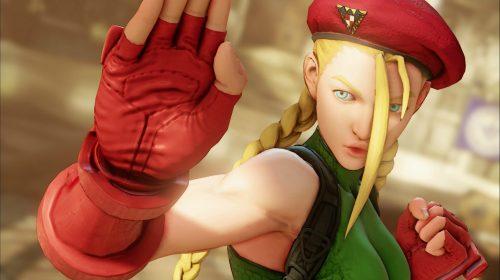 Birdie e Cammy são revelados em Street Fighter V