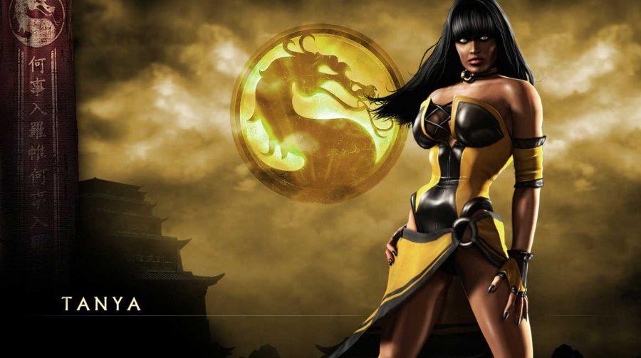 Tanya chega matadora ao Mortal Kombat X