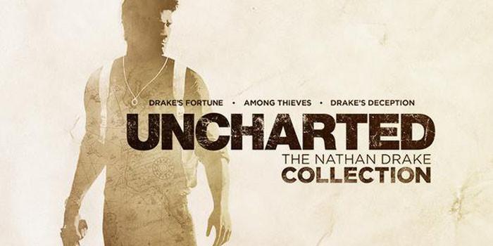 Tema dinâmico de Uncharted: The Nathan Drake Collection