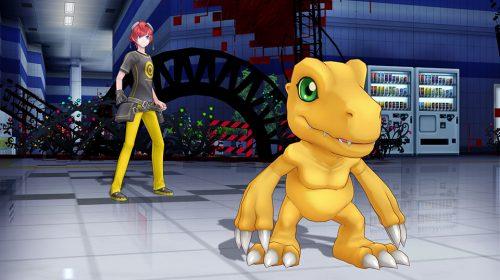 Digimon: Story Cyber Sleuth é confirmado para PS4
