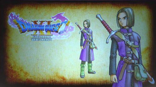 Square Enix anuncia Dragon Quest XI para PS4