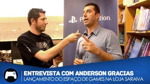 Entrevista: Conversamos com Anderson Gracias