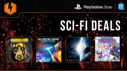 [Oficial] Sony lança Flash Sale neste fim de semana