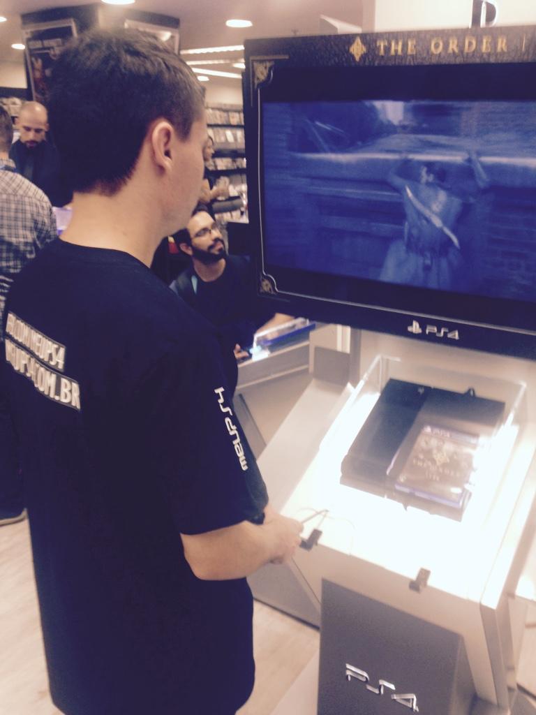 Sony inaugura espaço PS Experience Store no Brasil PS-Experience_12