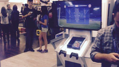 Sony inaugura espaço PS Experience Store no Brasil