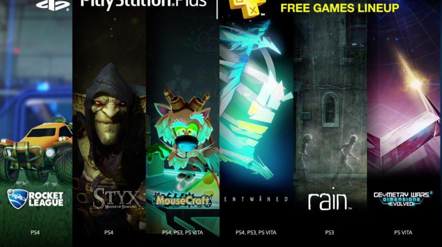 [Oficial] PlayStation Plus Julho de 2015