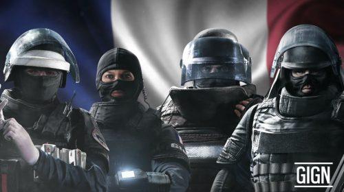 Inside Rainbow: Conheça as forças especiais francesas